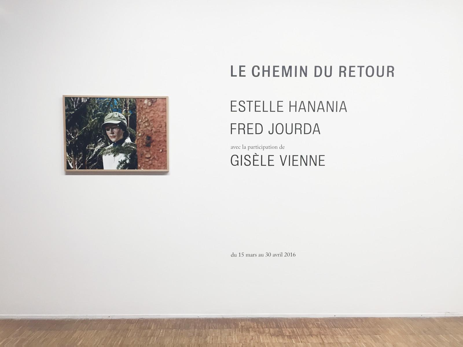 Le Chemin du Retour — © 2016 Estelle Hanania