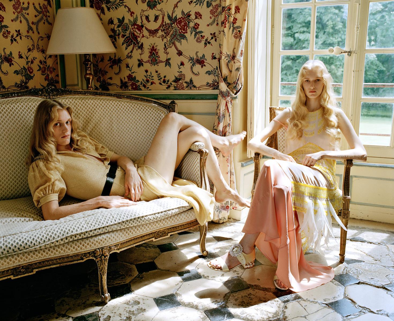 Ladylike — © 2017 Estelle Hanania