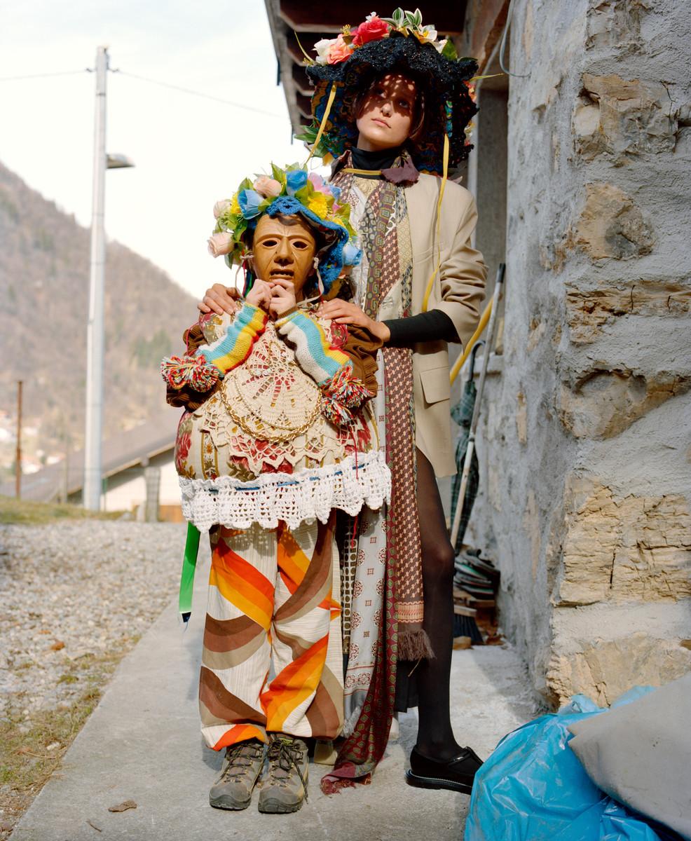 Schignano Carnival — © 2019 Estelle Hanania